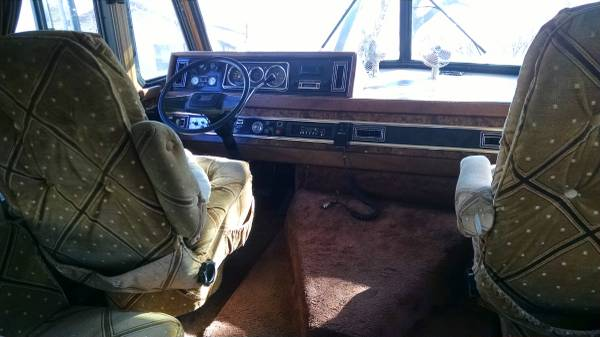 1985 Tiffin Allegro 35 FT Motorhome For Sale in Stacy, MN