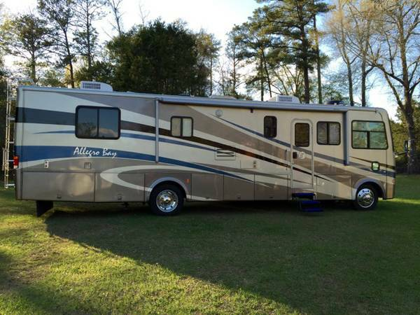 2006 Tiffin Allegro Bay 38 Ft Motorhome For Sale In Panama
