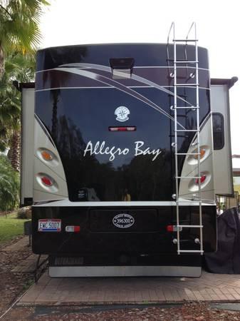 2007 Tiffin Allegro Bay Motorhome For Sale In Davenport Fl