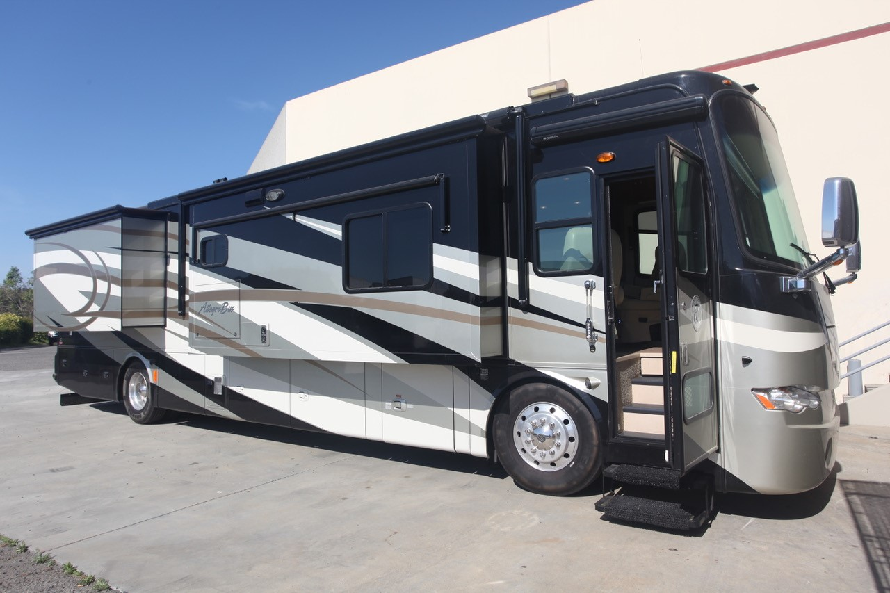 2010 Tiffin Allegro Bus 40qxp 40ft Motorhome For Sale In