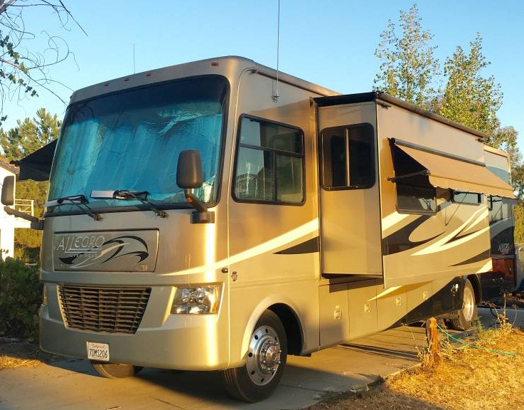 2012 Tiffin Open Road 34 Ft Motorhome For Sale In