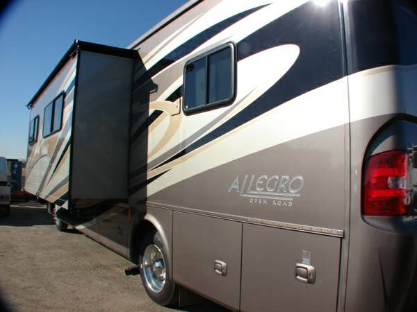 2013 Tiffin Open Road 34 Ft Motorhome For Sale In Orange