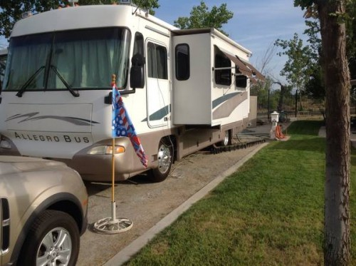 1998 Tiffin Allegro Bus 34 FT Motorhome For Sale in ...