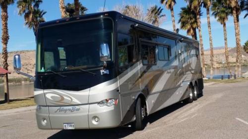 2011 Tiffin Allegro Bus 43QGP Motorhome For Sale in Las ...