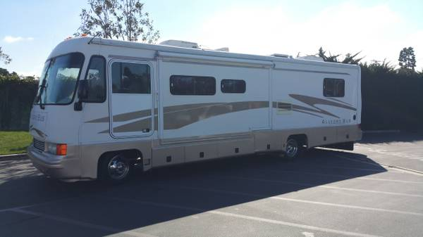 1998 Tiffin Allegro Bus 32 Ft Motorhome For Sale In Gray Me