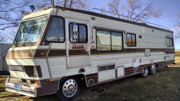 1985 Tiffin Allegro 35 Ft Motorhome For Sale In Stacy Mn
