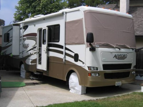 2007 Tiffin Open Road 31 Ft Motorhome For Sale In