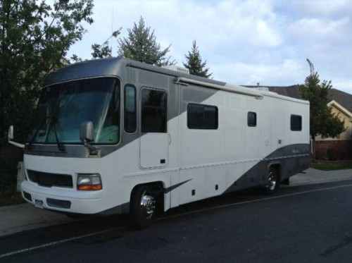 2003 Tiffin Allegro Bay 34 Ft Motorhome For Sale In Parker Co