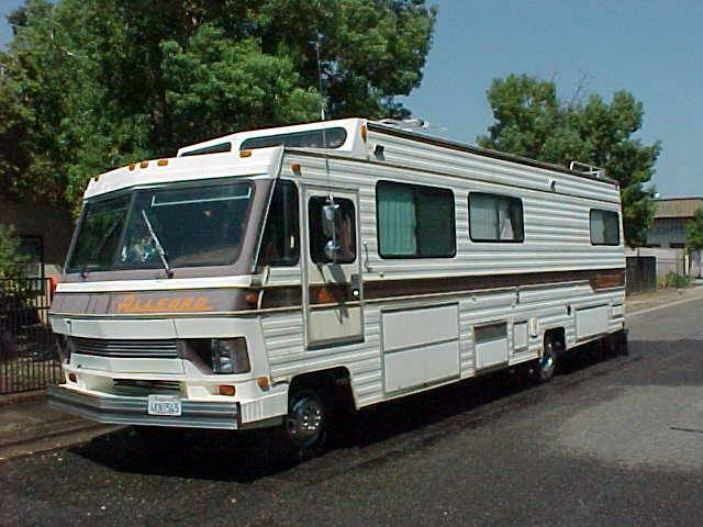 1987 Tiffin Allegro 27ft Motorhome For Sale In Bend Or