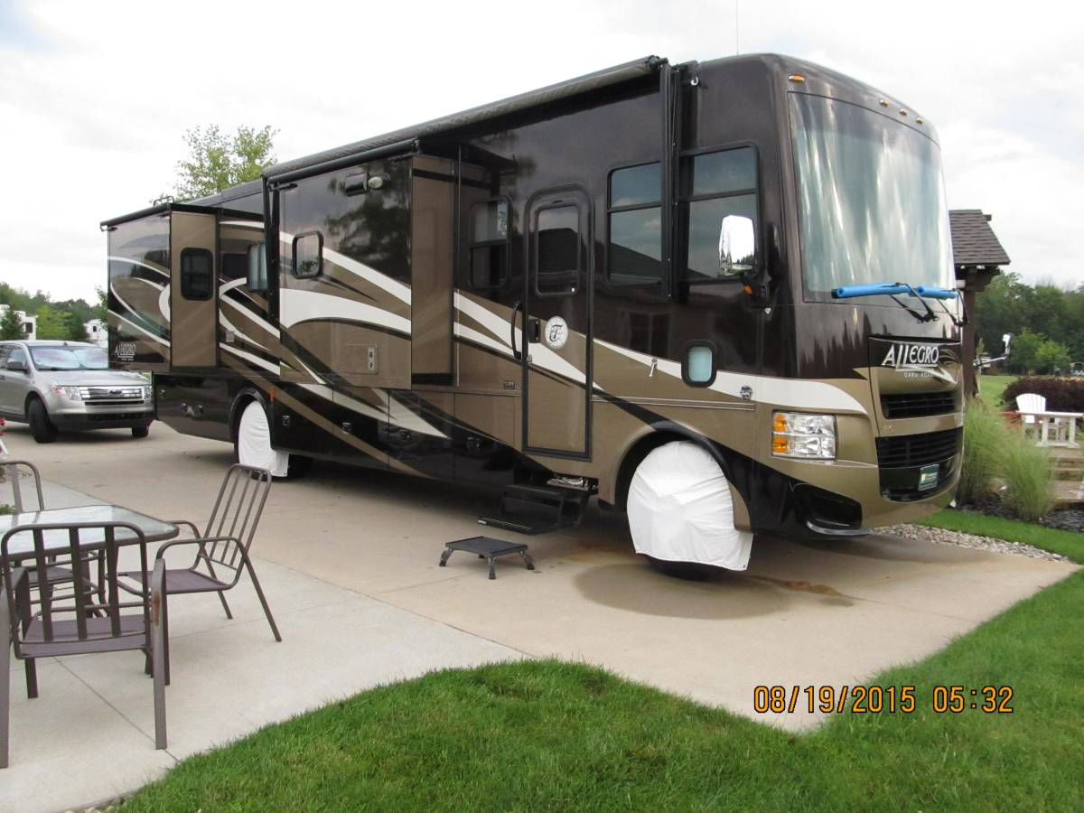 2013 tiffin allegro open road 34ft motorhome for sale in for Allegro home
